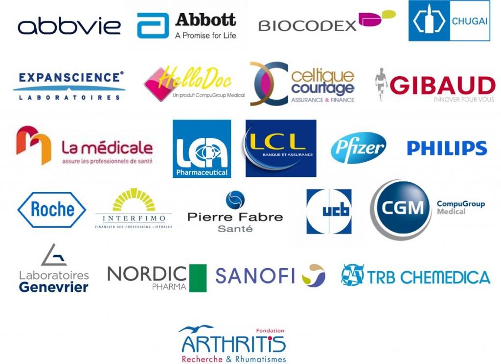 Partenaires EGR 2015
